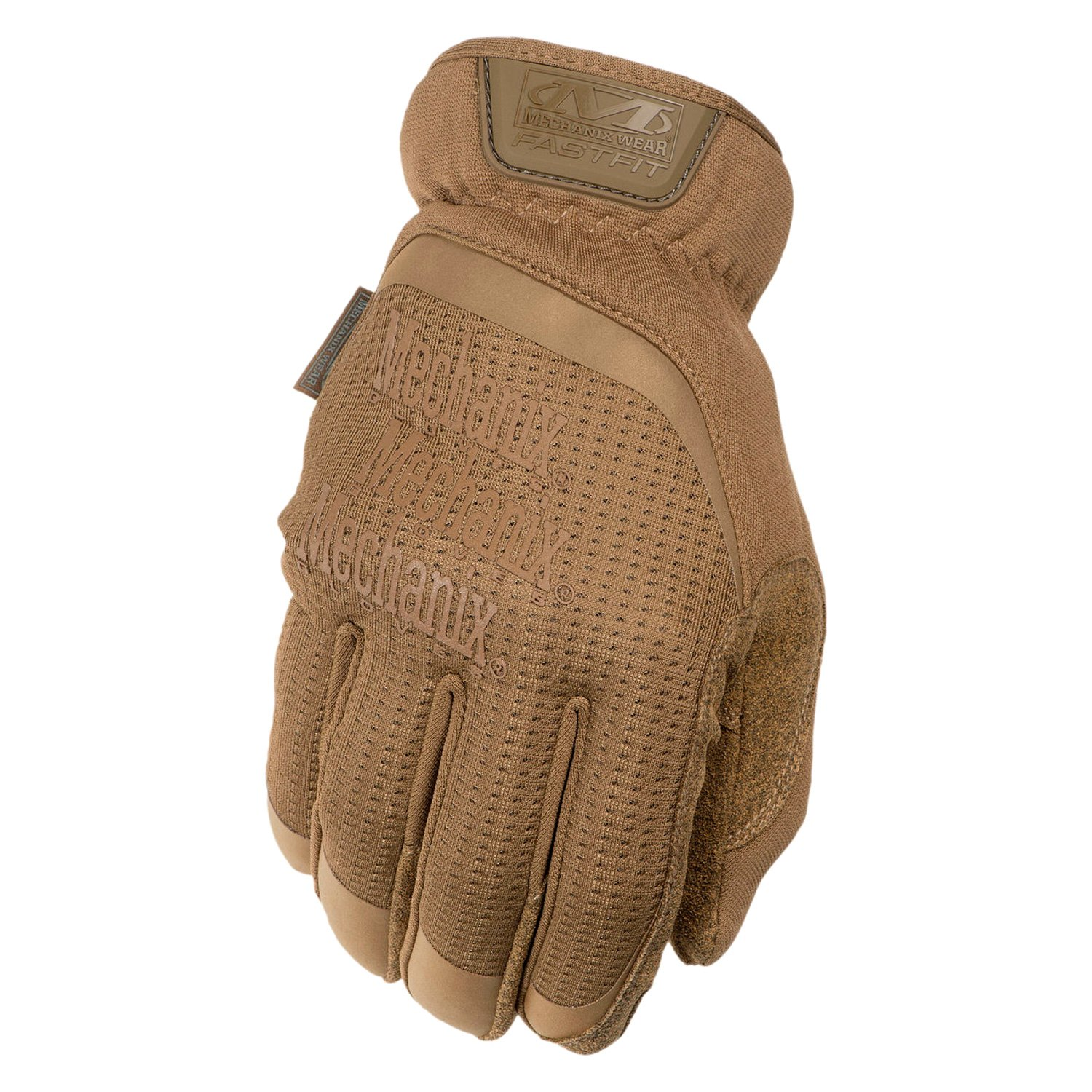 Gloves FAST FIT COYOTE 8/S 0.6mm palm, touch screen capable