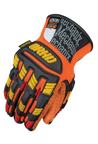 Gloves M-PACT® ORHD CUT CR-5 09 orange 10/L