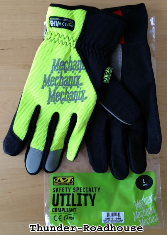 Gloves SAFETY UTILITY 1.5 yellow 11/XL