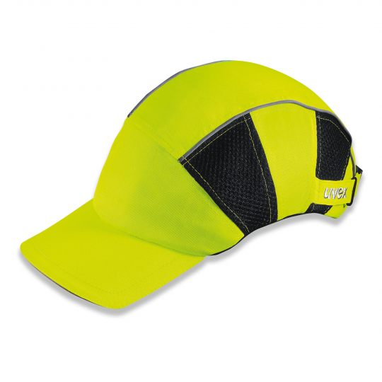 bump cap -armadillo- yellow