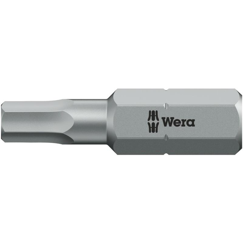 Bits for hex socket screws 840/1 Z Bits 5.0x25
