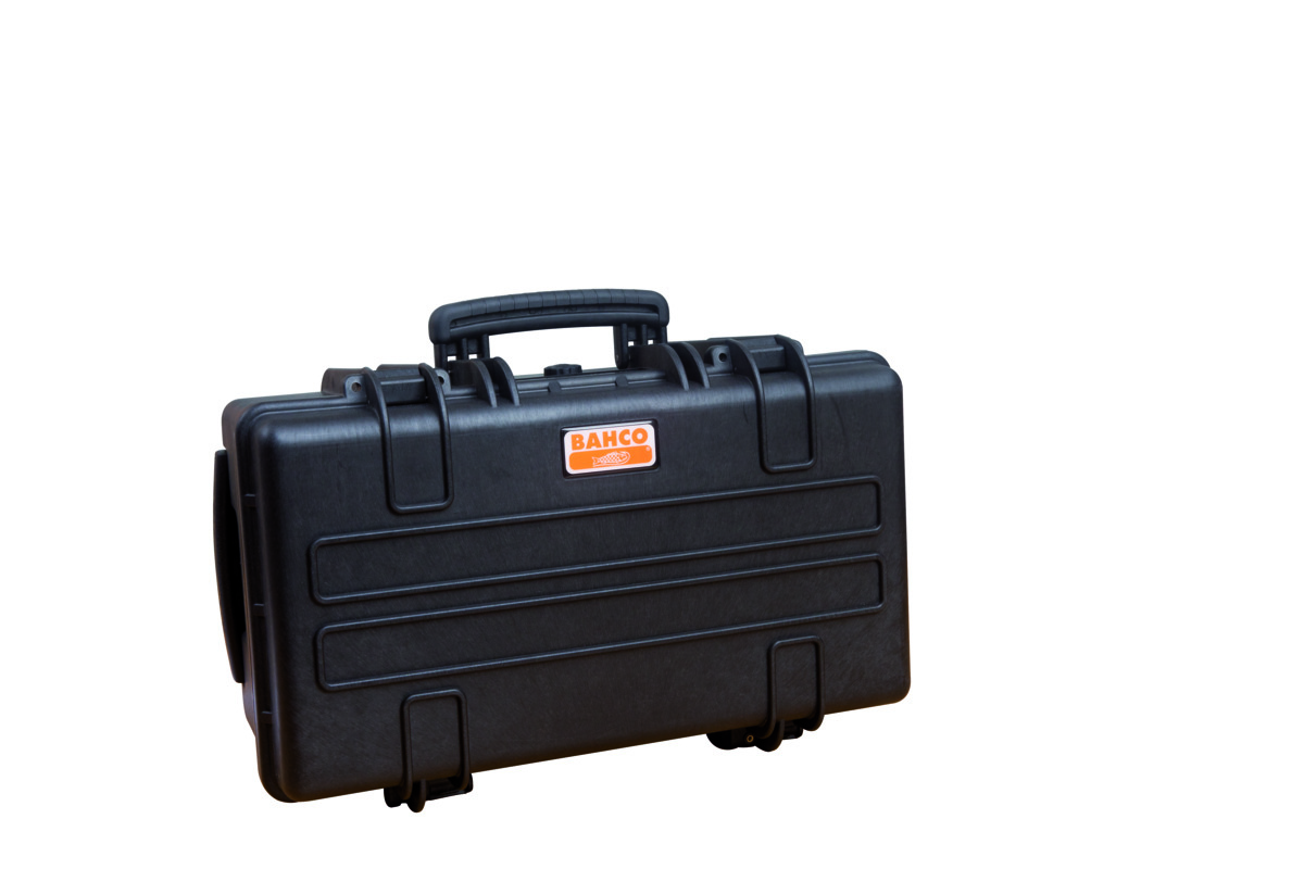 Indestructible tool case with injected copolymer polypropylene structural resin 560x267x365mm 31L, corrosion, water and dust proof