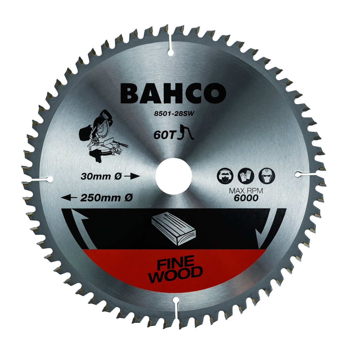 Circular saw blade 260mm