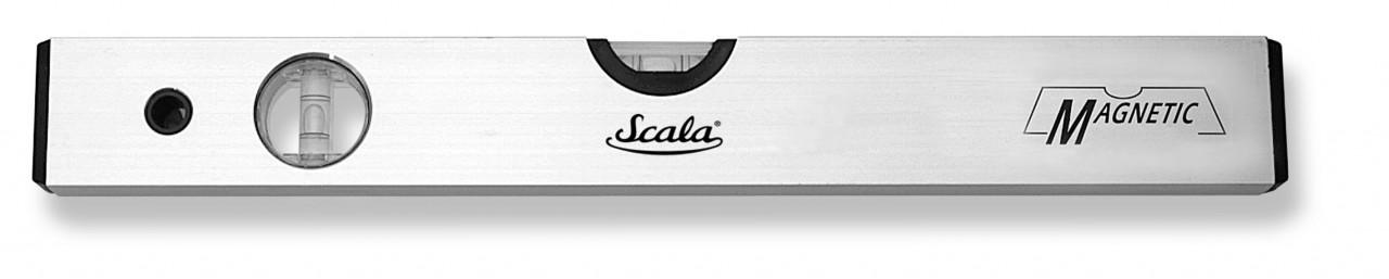 Spirit level alu-profile 400mm, with magnetic base