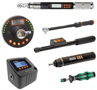 dünamomeetrilised tööriistad